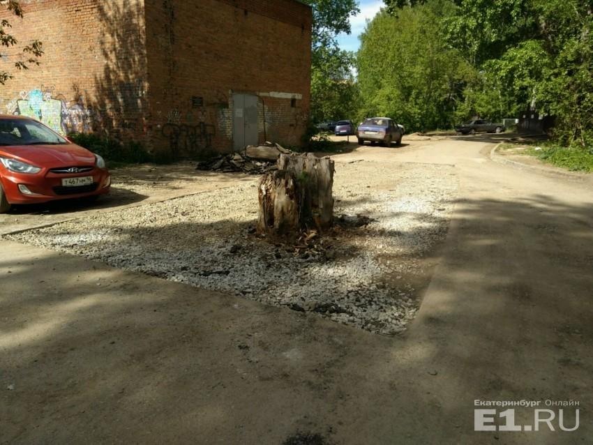 Такой дорога была доремонта. Фото: e1.ru
