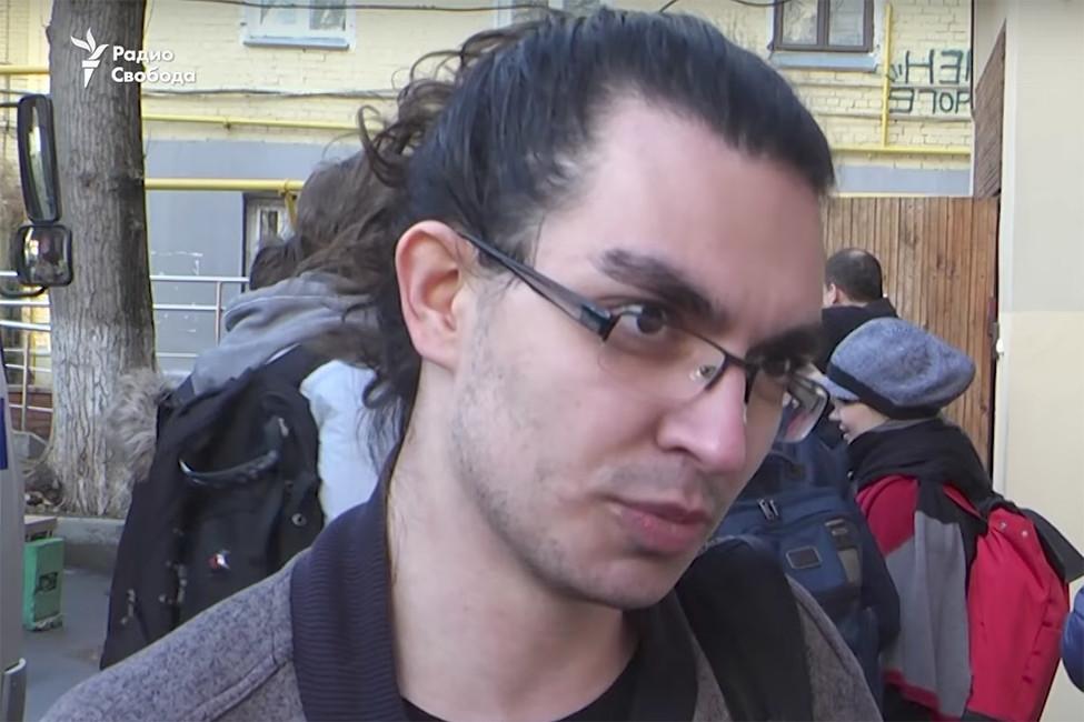ВРУДН хотят отчислить студента изКазахстана заподдержку Навального