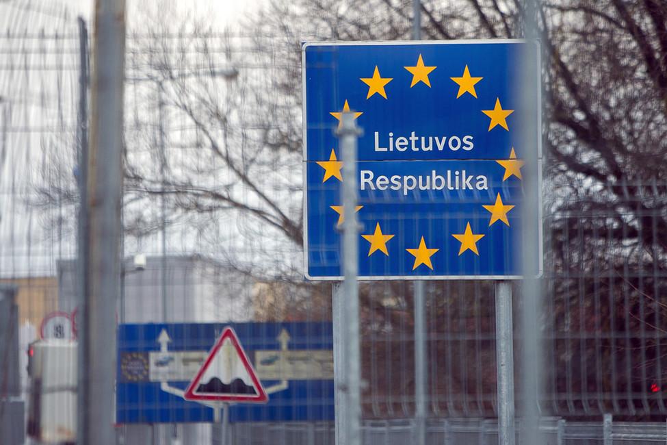Двухметровый забор недоверия между Россией иЛитвой