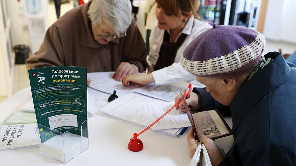 «Нельзя садиться сшулером застол, когда знаешь, что оншулер»: как фальсифицируют голосование по«реновации»