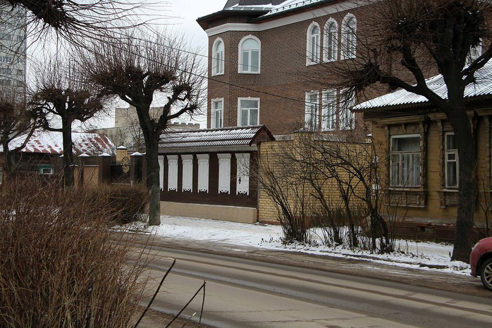 Улица Садовая, 14. Фото: Алексей Кузьмин
