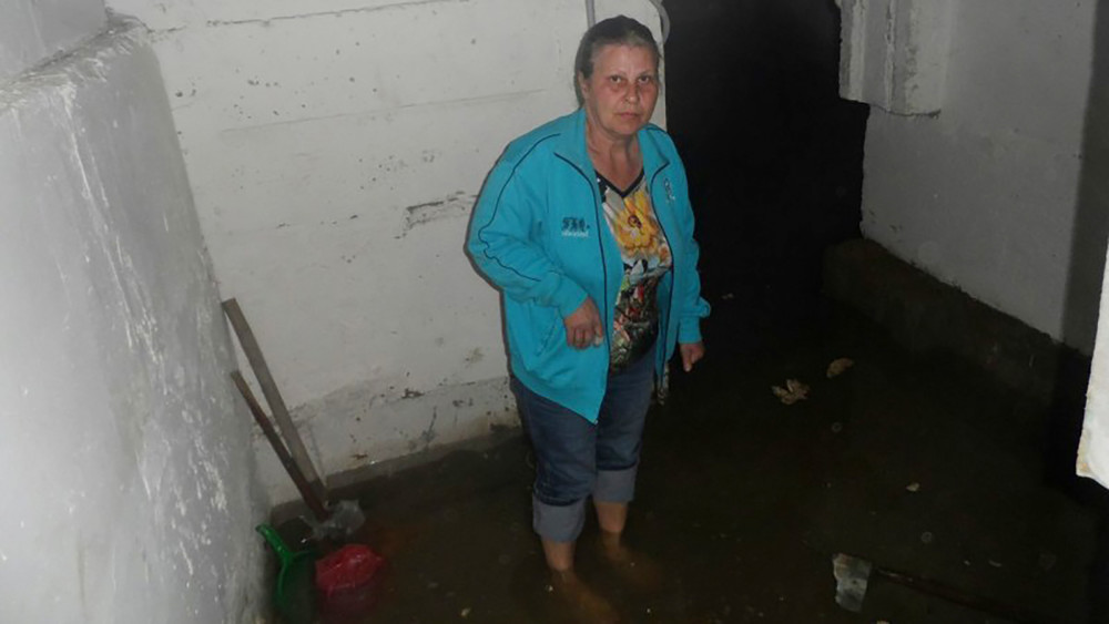 ВоВладимирской области людей изаварийного жилья переселили взатопленное