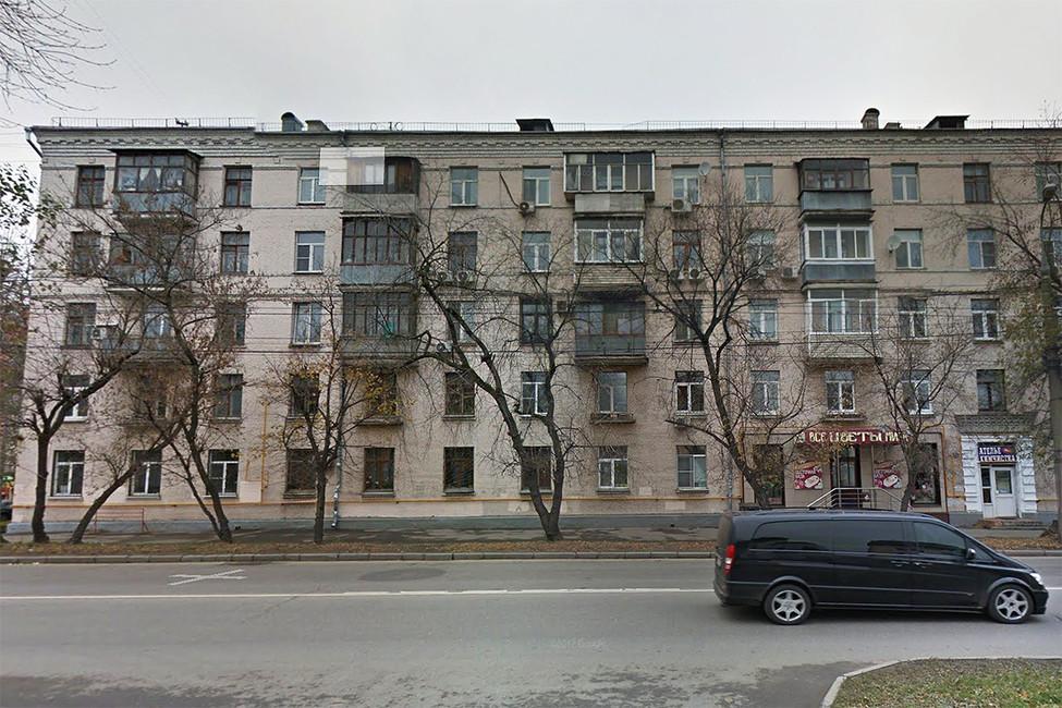 Большая Филевская, дом 12. Фото: Google maps
