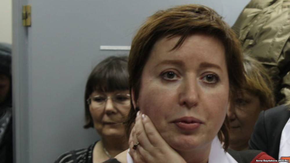 В кабинет «Руси сидящей» пришли собысками