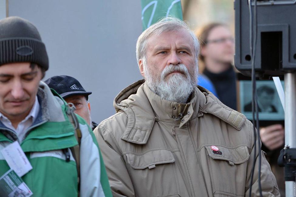 Профессор, поддержавший Руслана Соколовского, уволен изВУЗа