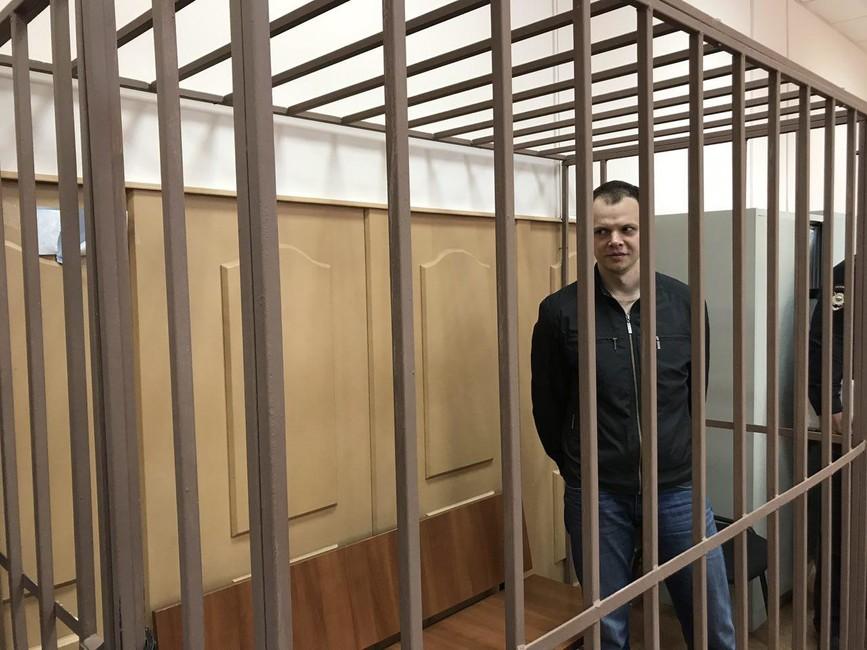 Суд арестовал шестого фигуранта «дела 26марта»