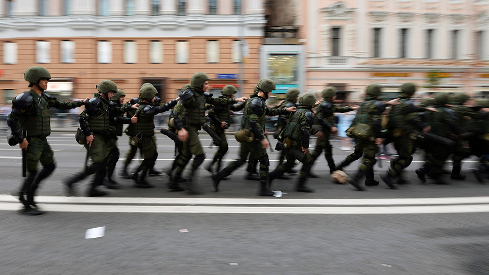 День России недля всех. Как москвичи гуляли поТверской улице: репортаж Открытой России