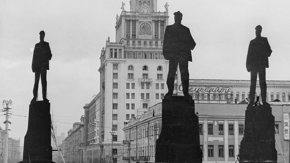 Нателла Болтянская: между Маяковской иПушкинской, как это было раньше