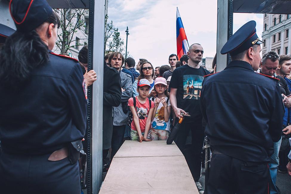 «Власть нас обманула, иэто был символический жест»: московский школьник— обакции 12июня