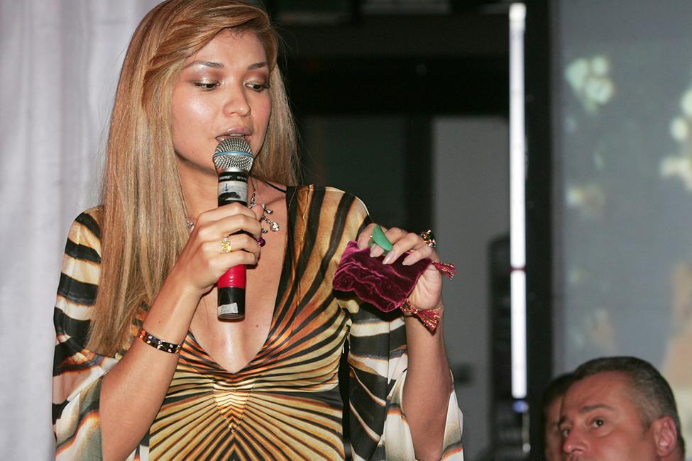 Гульнара Каримова, 2007год. Фото: Василий Шапошников/ Коммерсантъ