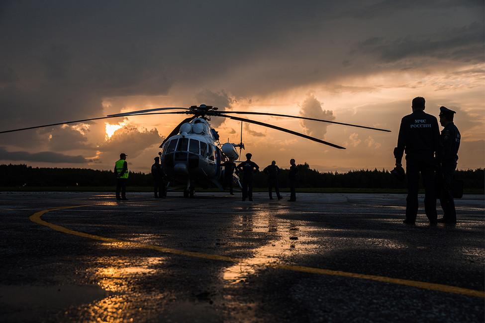 ВСвердловской области уМЧС ненашлось вертолета для спасения Димы Пескова (новсе закончилось хорошо)