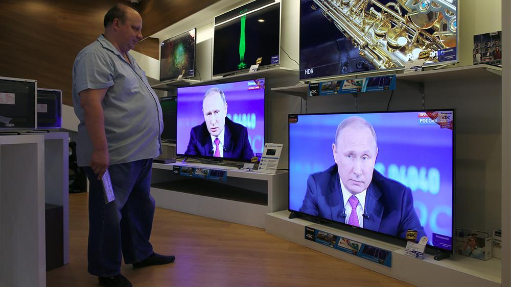 Экономист: «Путин прав, что кризис преодолен, нотемпы роста оставляют желать лучшего»
