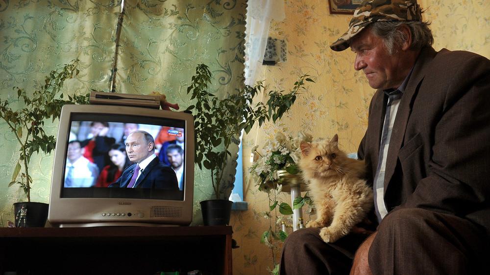 «Прямая линия сПутиным»: окоррупции, оппозиции, реновации ирыбалке за4часа