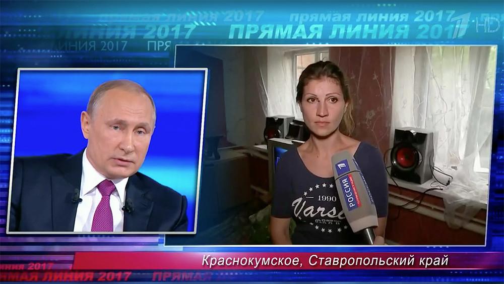 После жалобы президенту вСтаврополье сразу нашлись деньги для пострадавших отпаводков