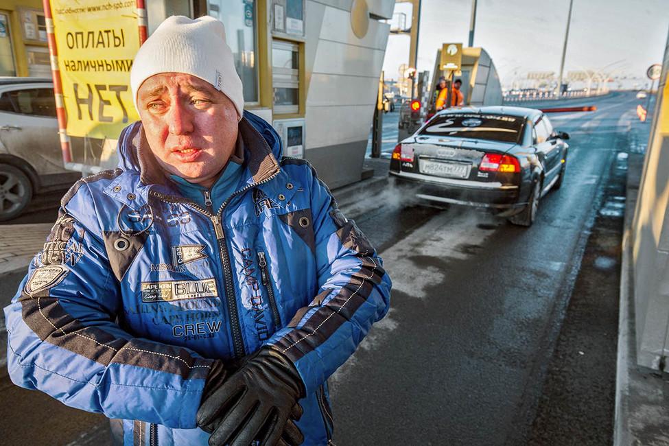 Андрей Бажутин. Фото: Давид Френкель/ Коммерсантъ