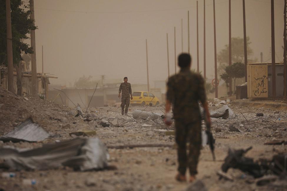 «Исламское государство» сейчас втакомже положении, как Третий Рейх весной 1945 года