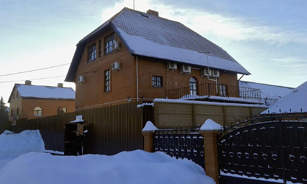 Офис «ПОКСИ» вАндреевке. Фото: ЦУР