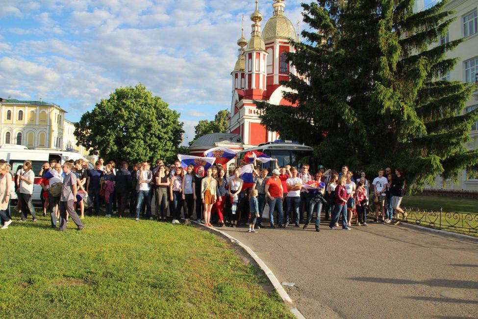 Акция протеста против коррупции вТамбове. Фото: Открытая Россия