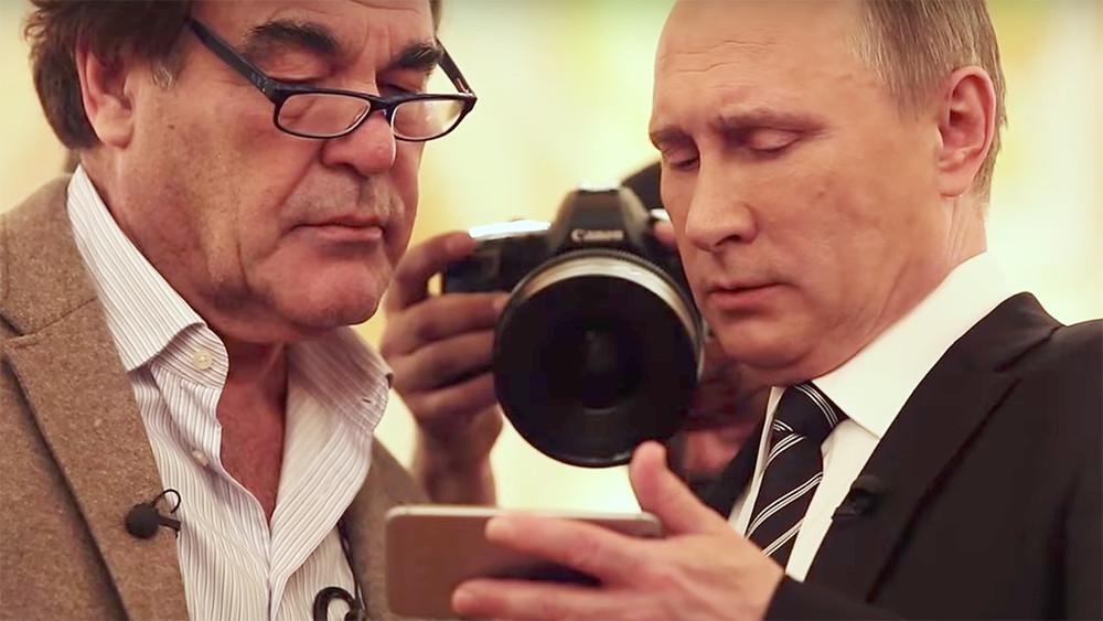 Путин выдал кадры военной операции США вАфганистане заоперацию российских войск вСирии