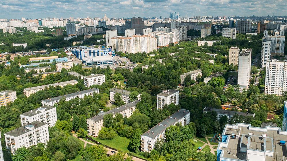 Экологи против «реновации». Собянин хочет лишить москвичей чистого воздуха