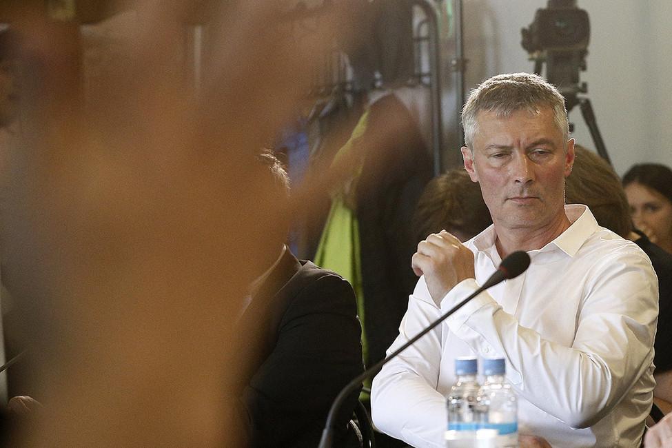 «Яблоко» выдвинуло Ройзмана навыборы губернатора Свердловской области