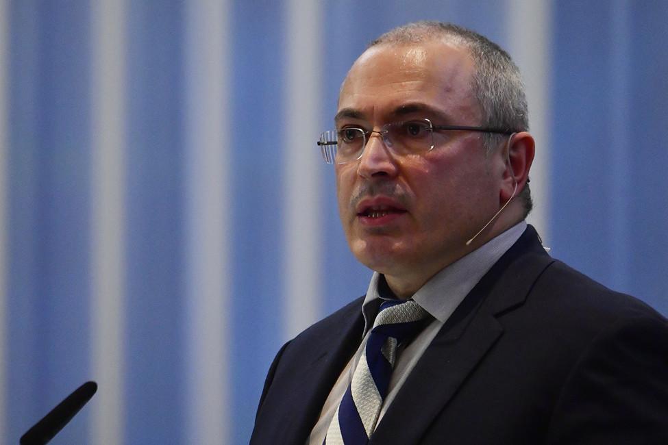 Михаил Ходорковский: «Когда общество ищет альтернативу, оно еерано или поздно находит»