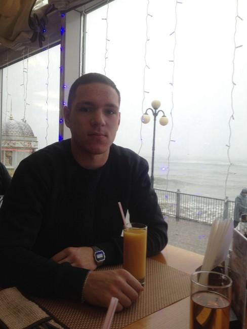 Илья Челухин. Фото: личная страница ВКонтакте