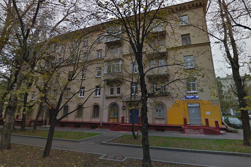 Левобережный район, Ленинградское шоссе, дом94, корпус3, год постройки 1954