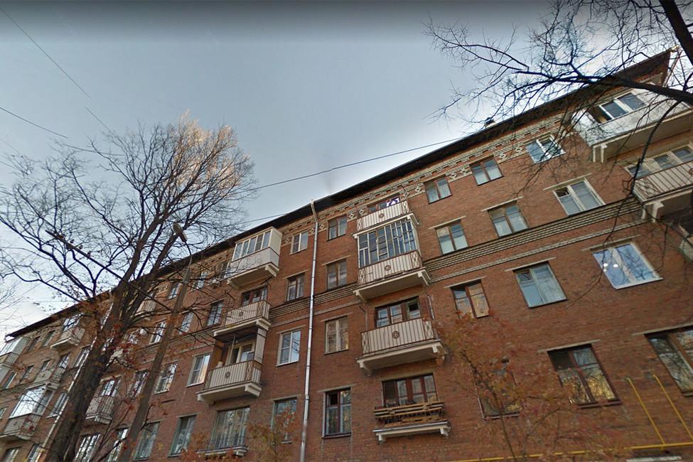 Ярославский район, Палехская улица, дом 128, корпус2, год постройки 1958