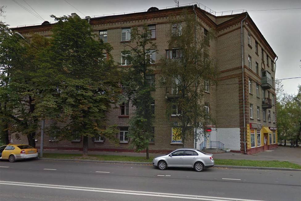 Новогиреево, Новогиреевская улица, дом53, год постройки 1959