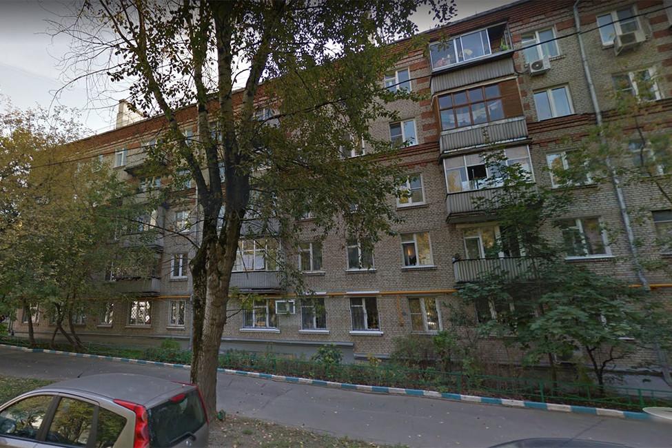 Район Москворечье-Сабурово, Каширское шоссе, дом54, корпус2А, год постройки 1961