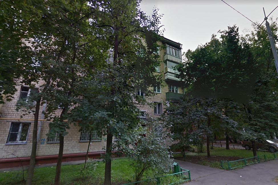 Район Богородское, бульвар Маршала Рокоссовского, дом 27/20, год постройки 1963