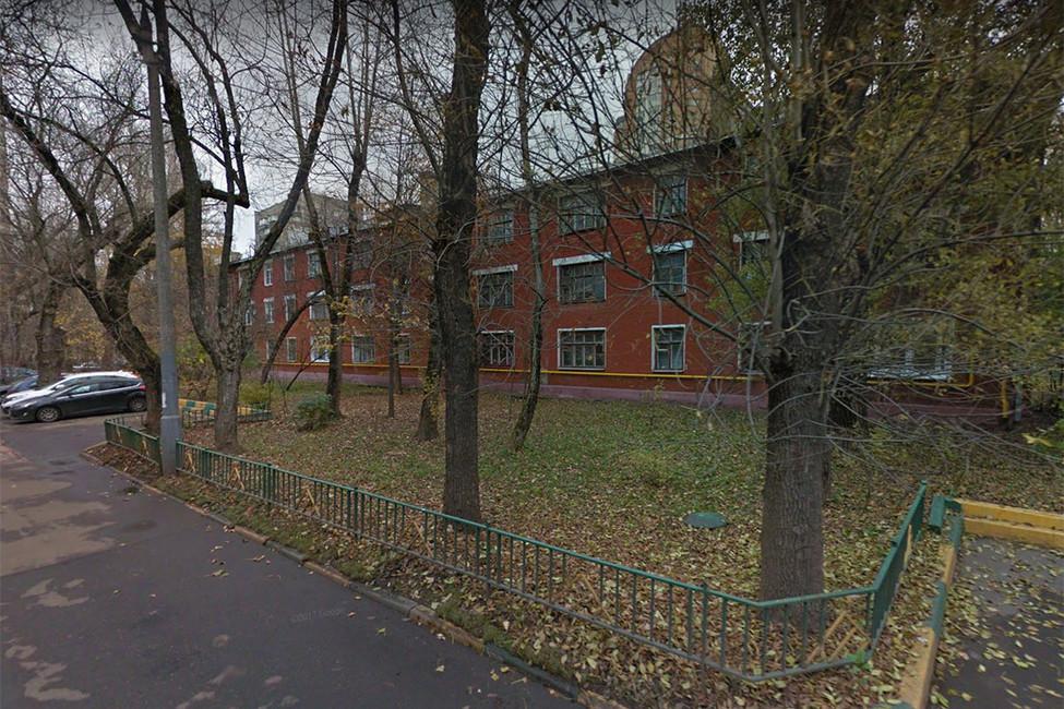 Можайский район, улица Говорова, дом16, корпус4, год постройки 1933