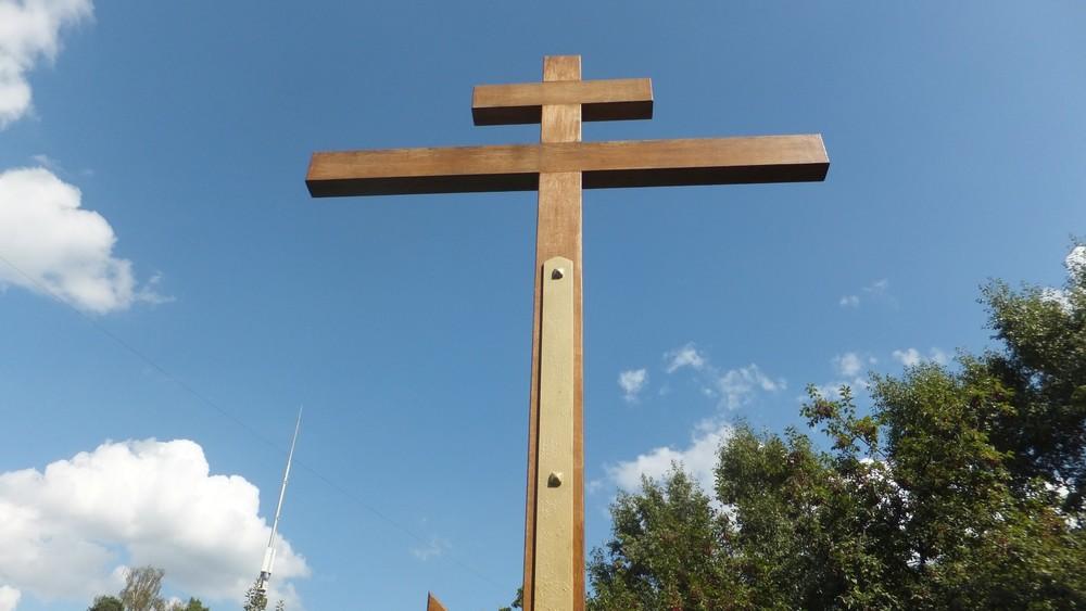 Впарке Торфянка вместо поклонного креста может появиться монумент лося