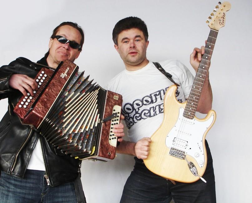 Валерий Вылегжанин (справа). Фото: официальная страница ВКонтакте