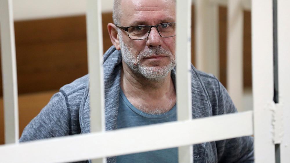 Экс-директора «Гоголь-центра» посадили водну камеру сранее судимым