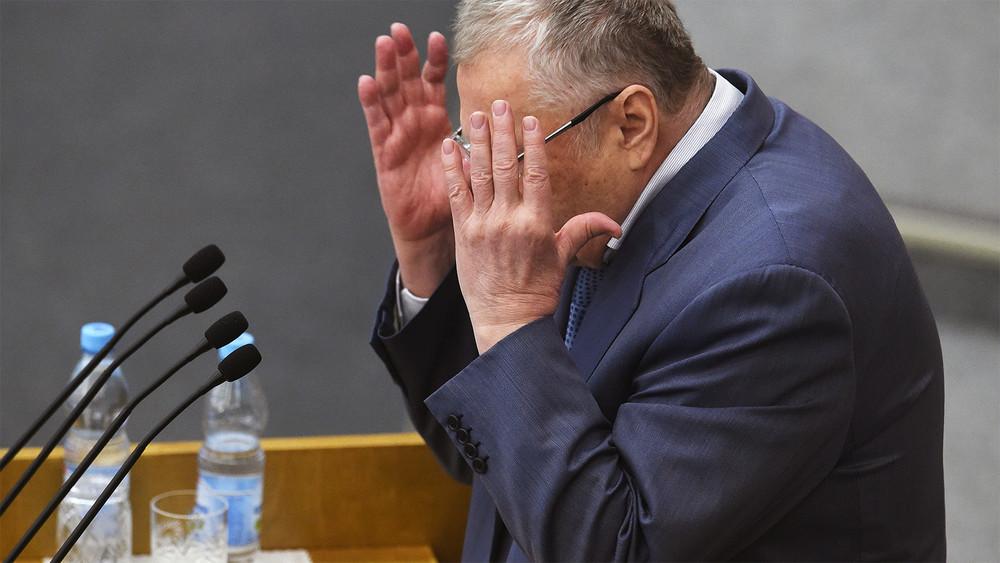 Тест. Что вызнаете обезумии российских чиновников?