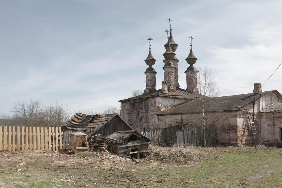 Что мешает присвоению иосмыслению российского пространства?