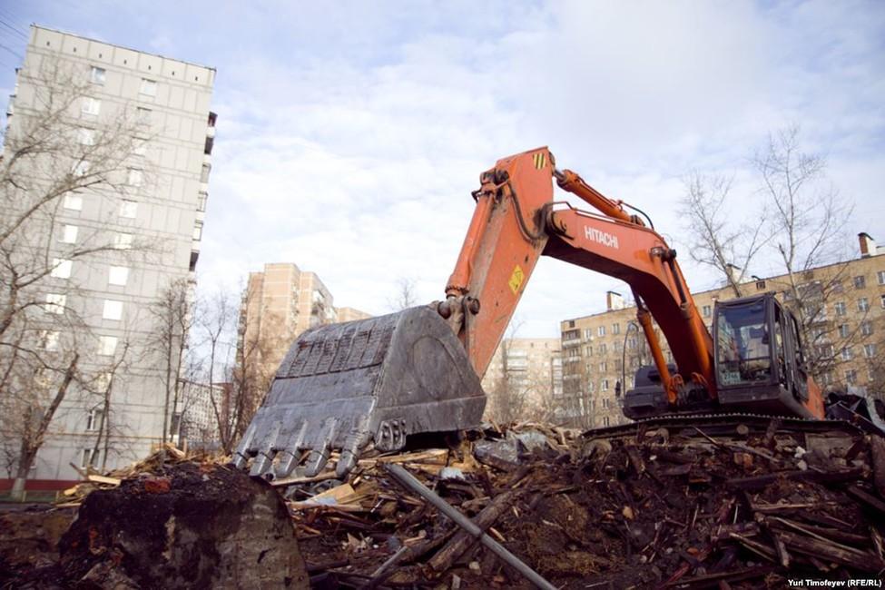 ДК«Октябрь». Фото: Юрий Тимофеев/ RFE/RL