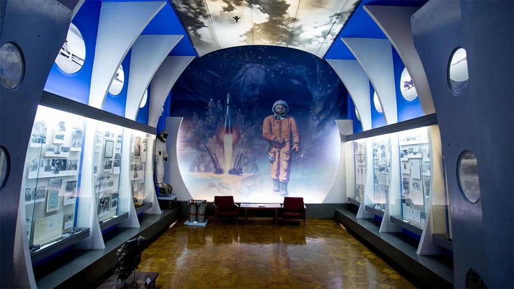 Музей космонавтики иРПЦ делят здание, где хранятся личные вещи Гагарина
