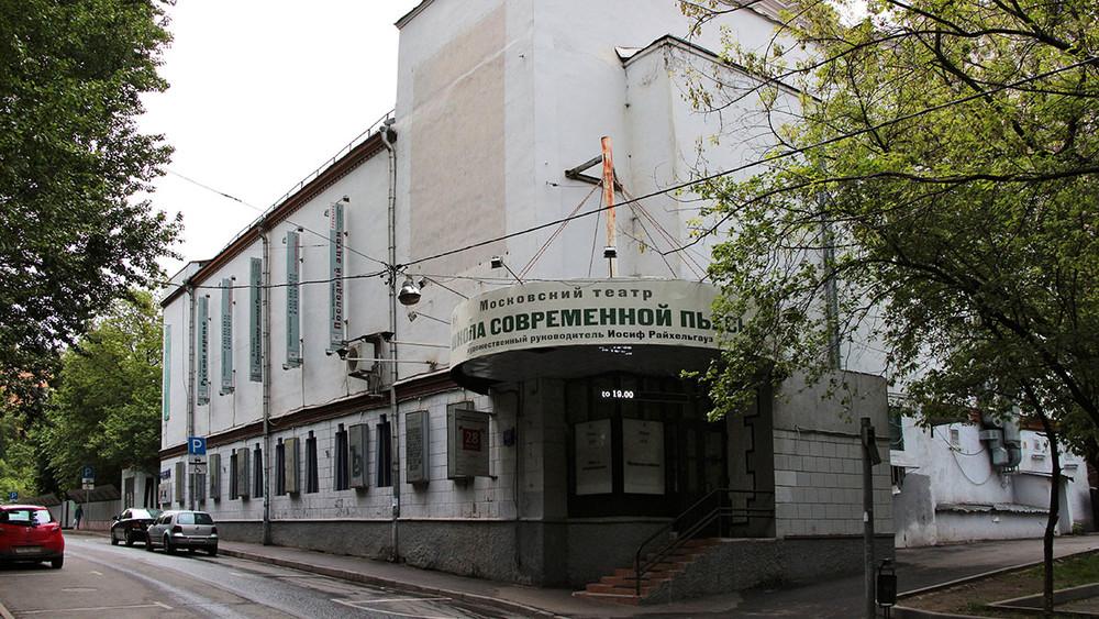 ВМоскве возобновили незаконный сносДК имени Серафимовича