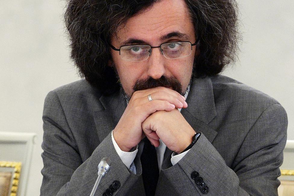 Александр Верховский. Фото:  Дмитрий Азаров/ Коммерсантъ