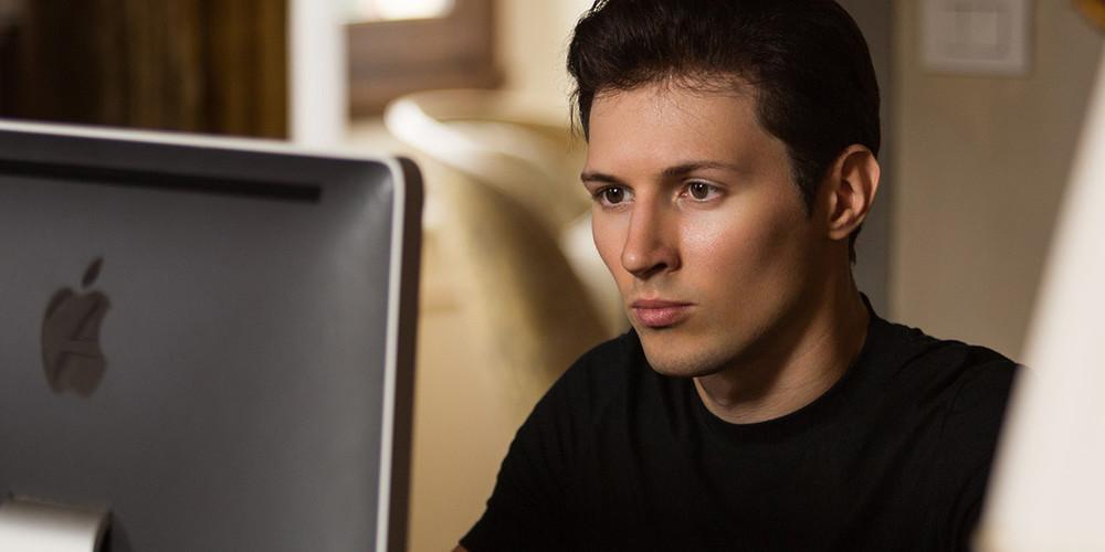 Дуров разрешил зарегистрировать Telegram вРоссии