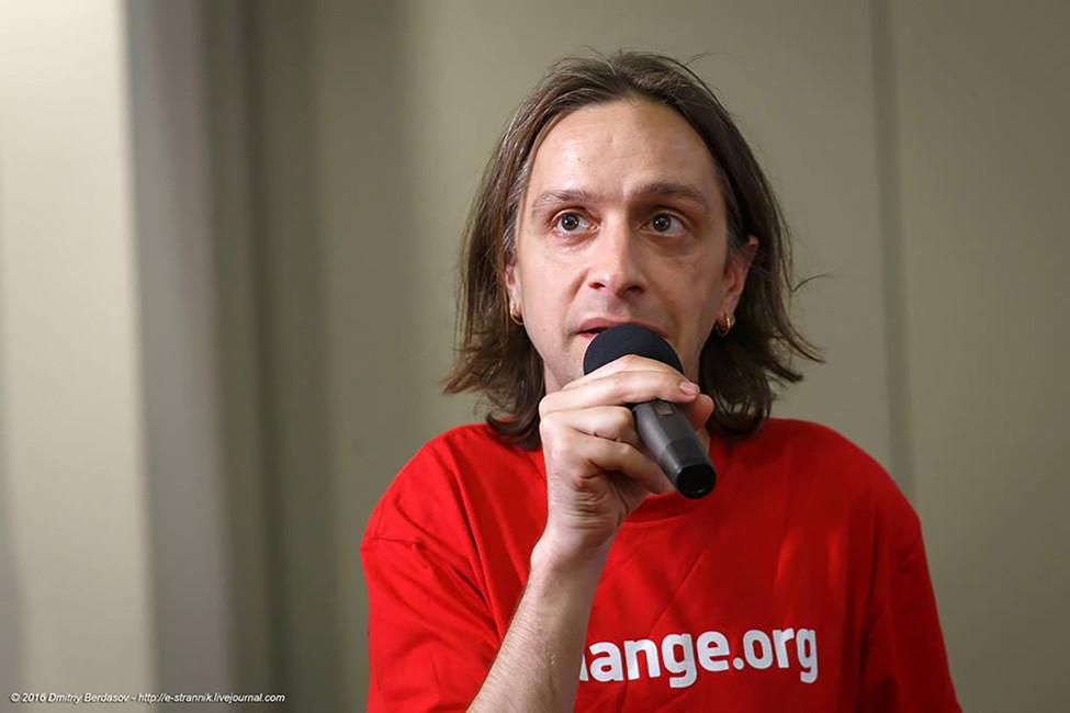 Антон Меркуров. Фото: Дмитрий Бердасов