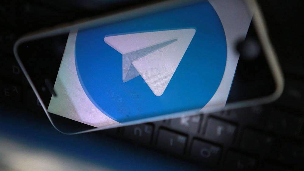 Telegram внесли вреестр Роскомнадзора