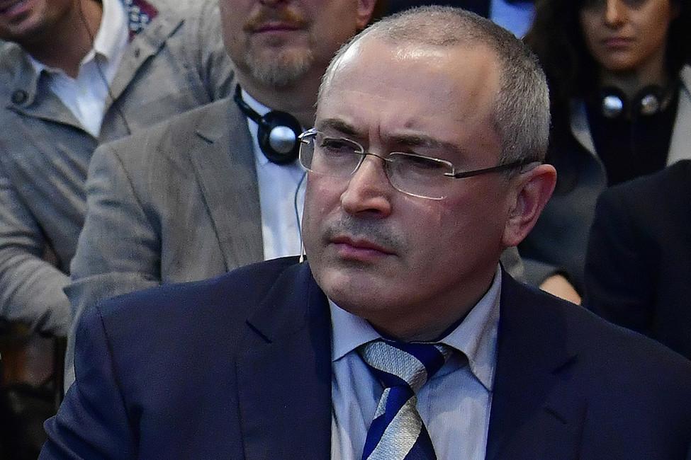 Михаил Ходорковский: «Есть предел, закоторым нет прощения, нет укрытия нивгорах, нивКремле»
