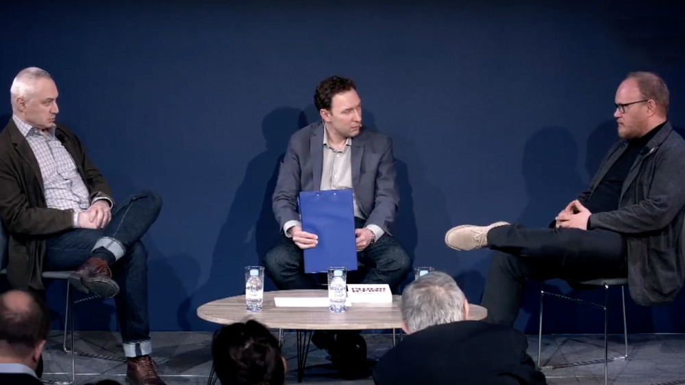 Олег Кашин: «Есть риск, что завтра демократию унас будет строить Дмитрий Киселев или подобные люди»