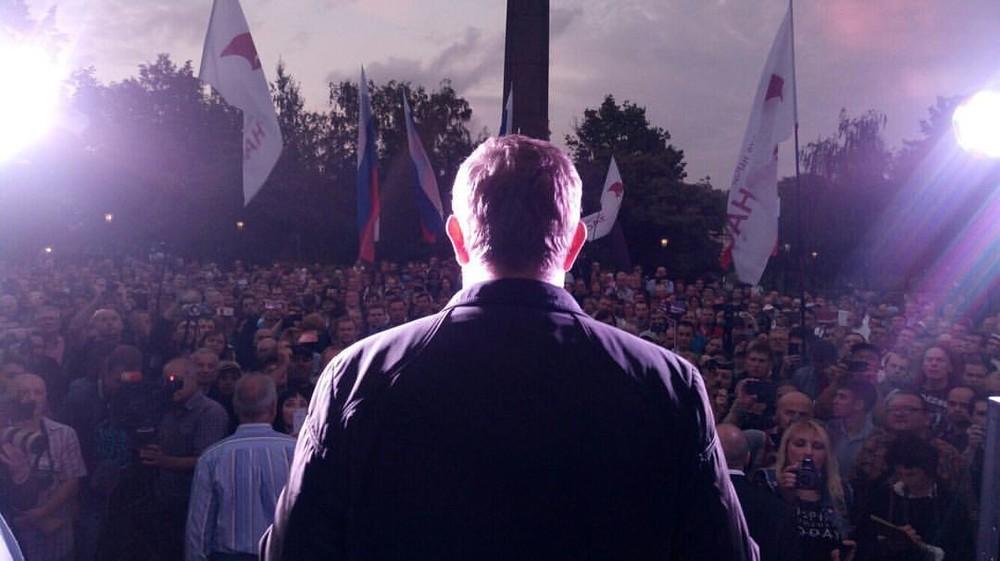 «Черный лебедь»: как Вячеслав Мальцев «перезагрузил» оппозицию