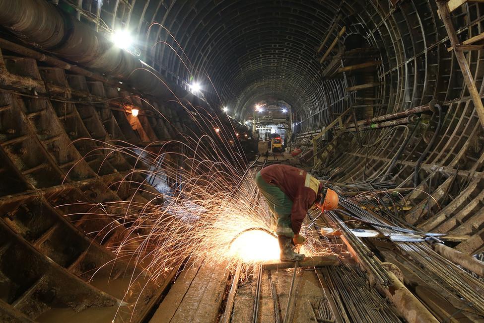 Строители московского метро неполучили зарплату запрошлогодние работы