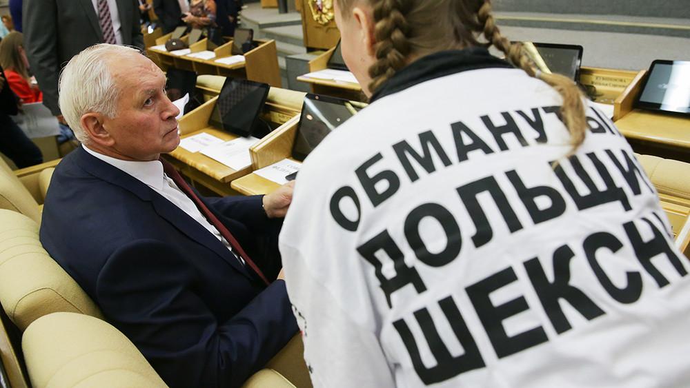 Сергей Вербицкий: «Губернаторов будут убирать, если они непомогут дольщикам»